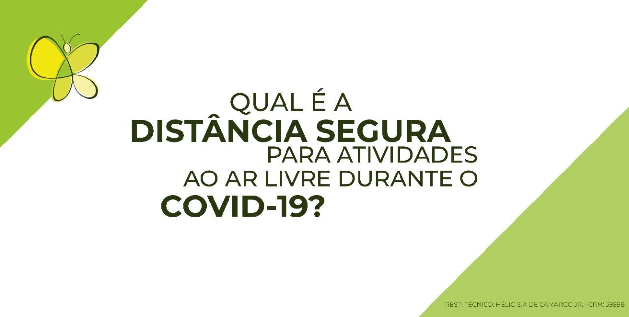 ao livre coronavírus covid 19