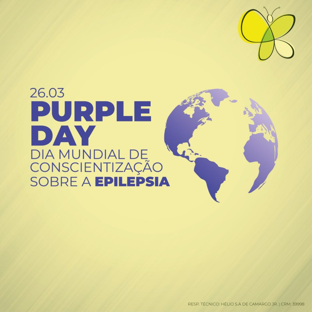 purple day epilepsia